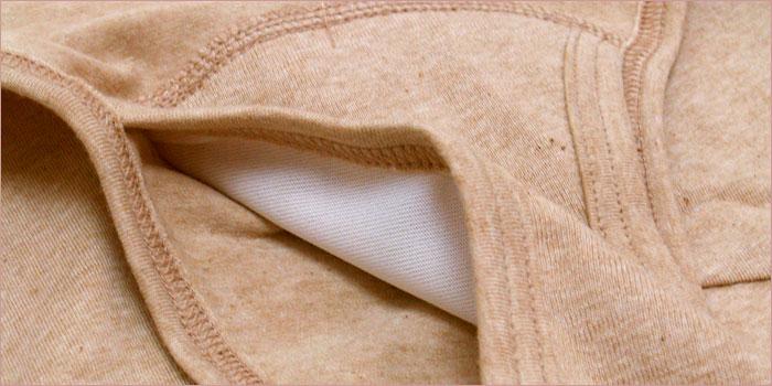 サニタリーショーツ 前漏れ防止 羽つき ナプキン対応カラー写真02
