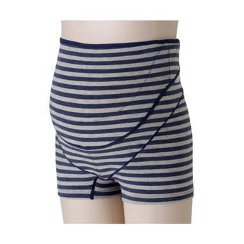 検診便利パンツ妊婦帯スタイル写真