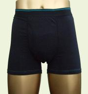 男性用失禁対策 無地ボクサーパンツ(吸水布が本体と同色)  20ccスタイル写真
