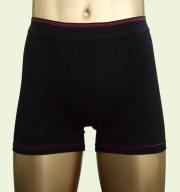 男性用失禁対策 無地ボクサーパンツ(吸水布が本体と同色)  20ccカラー写真02