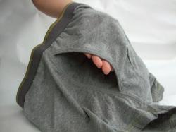 男性用失禁対策 無地ボクサーパンツ(吸水布が本体と同色)  20ccカラー写真04
