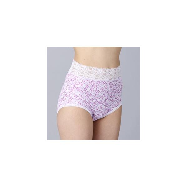 介護のプロが開発した失禁パンツ 桜柄2枚組スタイル写真
