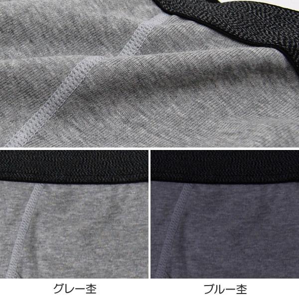 素肌工房 紳士 失禁パンツ ボクサーブリーフタイプ 軽度用カラー写真02
