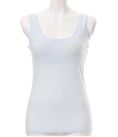 セブンプレミアム ボディクーラー 婦人 取り外しのできるカップ付タンクトップ(汗取り付)カラー写真01