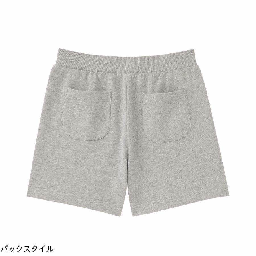 スウェット ショートパンツ 単品ボトムス(男女兼用)カラー写真04