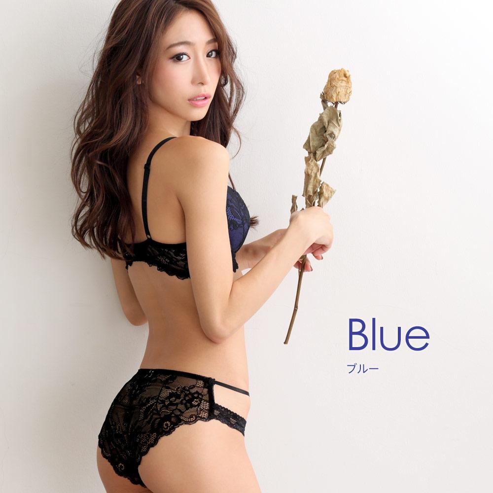 SEXY CODE ブラジャー&ショーツ セットカラー写真02