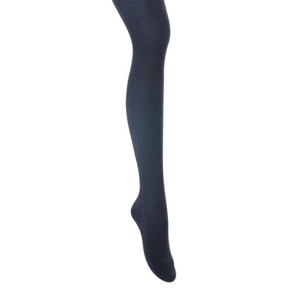 ATSUGI (レリッシュ)RELISH ORIGINAL ウール入り メランジリブ柄 450デニールカラー写真02
