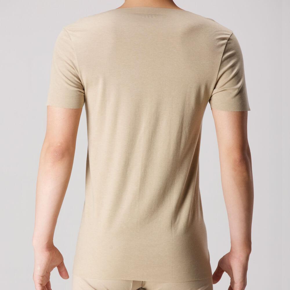 SEEK(シーク)【HOTMAGIC】UネックTシャツ(深めのUネック)(U首)(紳士)その他の写真02