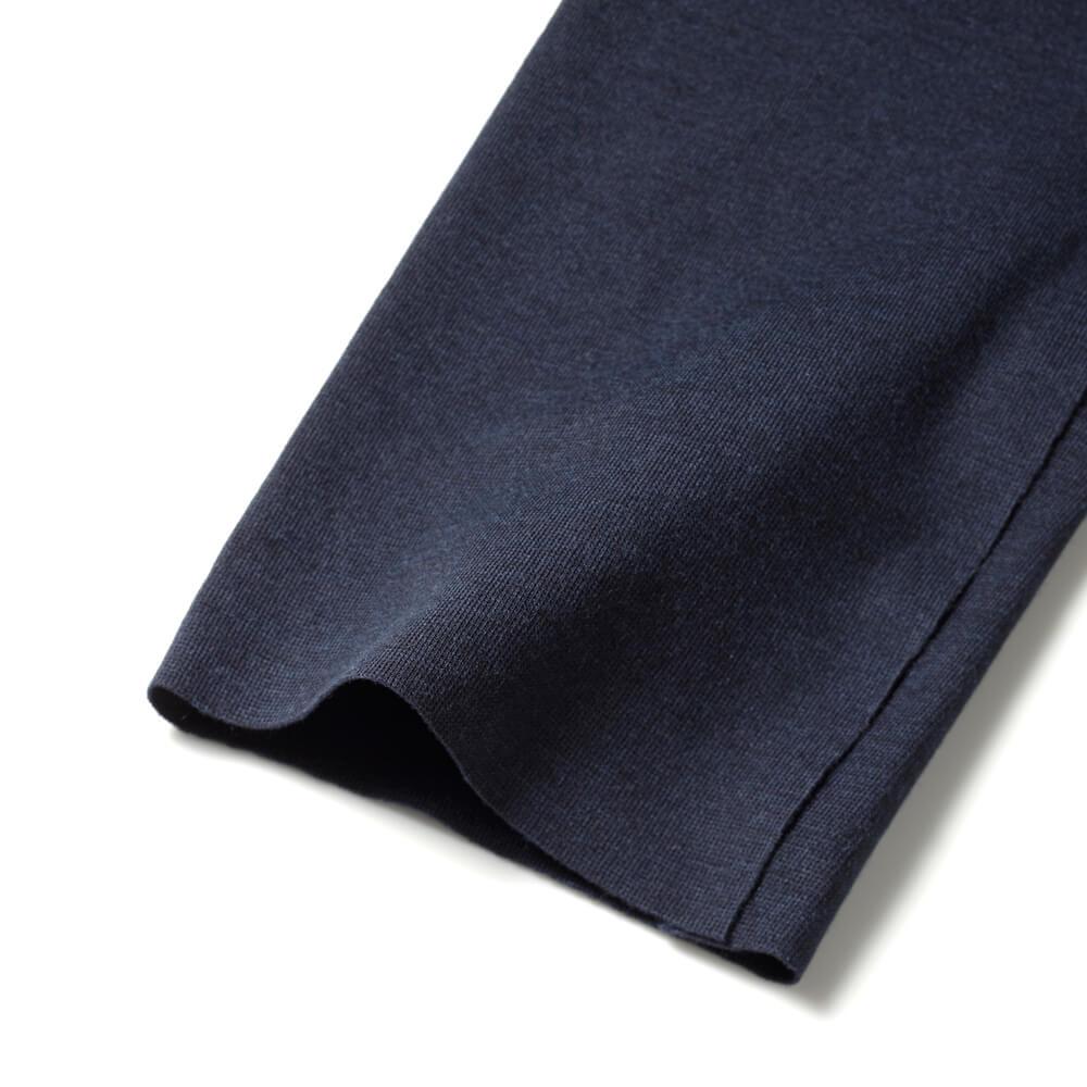 KIREILABO(キレイラボ)【完全無縫製:吸湿発熱 薄手】9分丈ウォーマー(婦人)その他の写真01