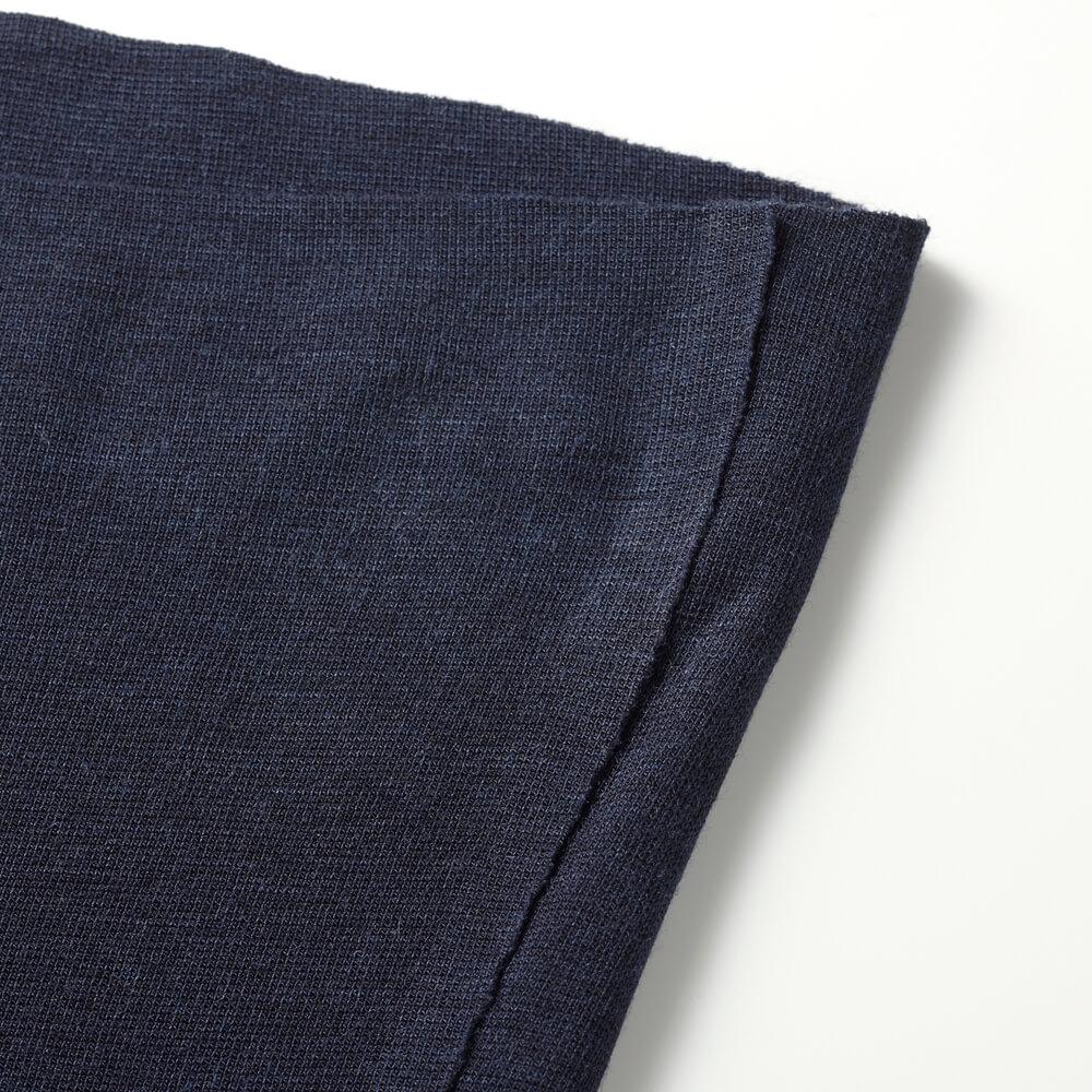 KIREILABO(キレイラボ)【完全無縫製:吸湿発熱 薄手】9分丈ウォーマー(婦人)その他の写真02
