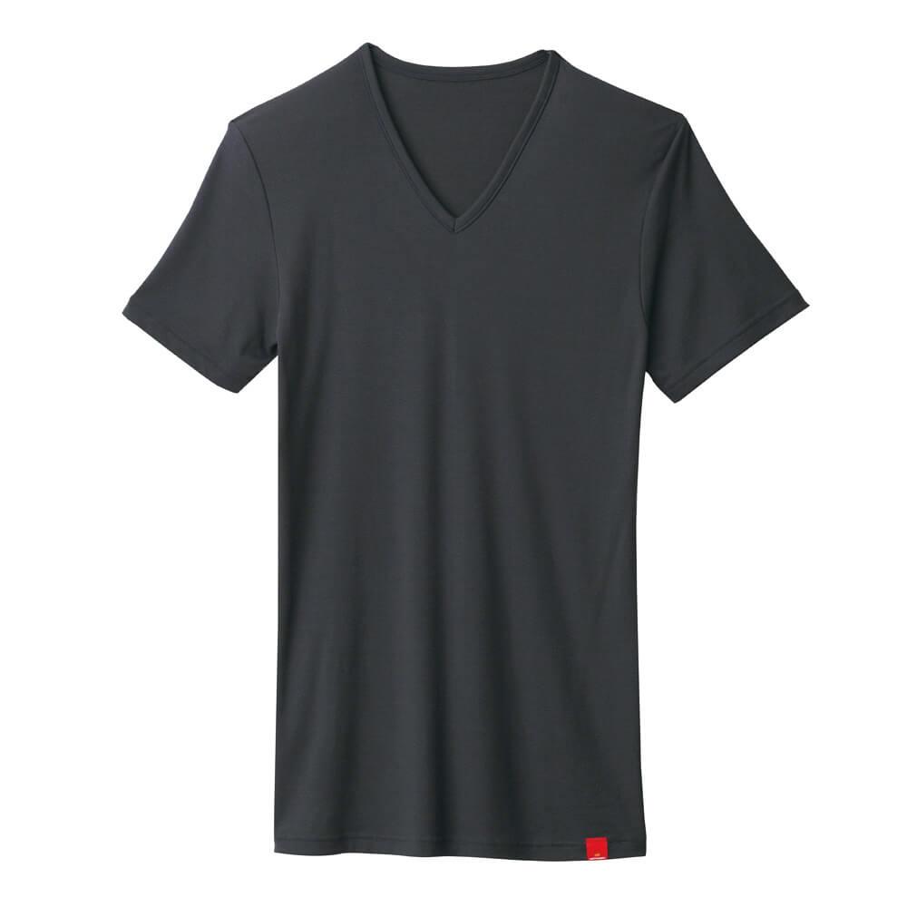 HOTMAGIC(ホットマジック)【軽量保温】VネックTシャツ(V首)(紳士)カラー写真02