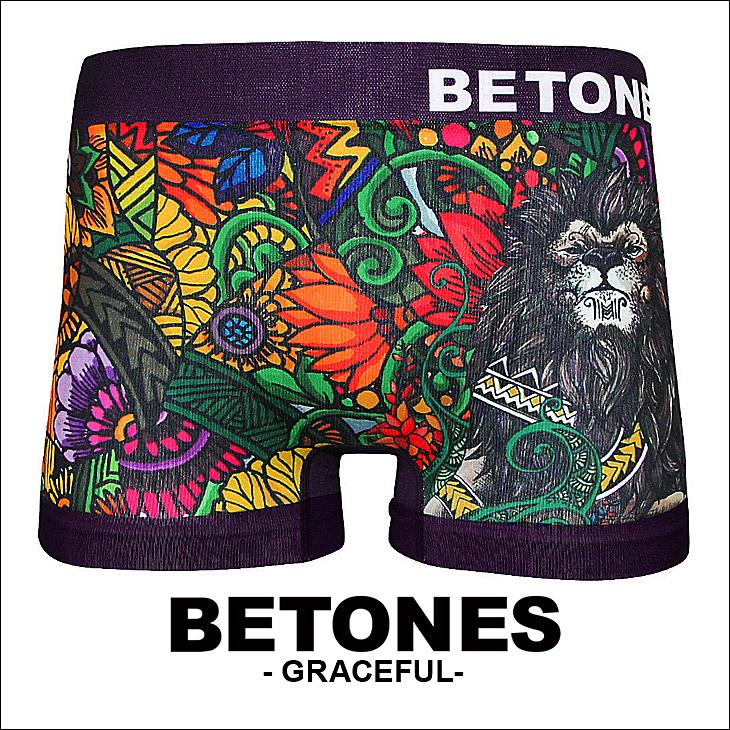 BETONES(ビトーンズ)ボクサーパンツGRACEFULスタイル写真