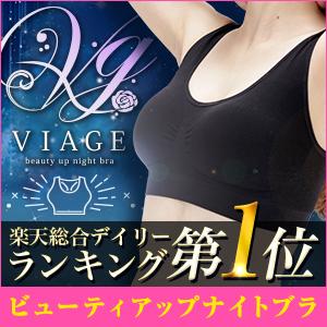 Viage ビューティーアップナイトブラ2枚セットスタイル写真