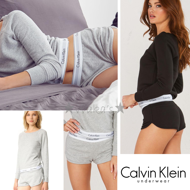 Calvin Klein カルバンクライン ルームウェアsetスタイル写真