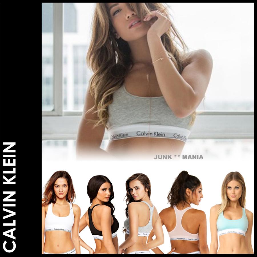 Calvin Klein Bralette/ブラトップスタイル写真