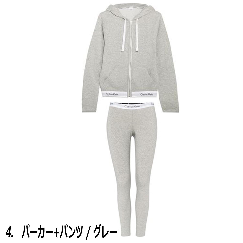 パンツが選べる Calvin Klein カルバンクライン パーカーsetカラー写真04