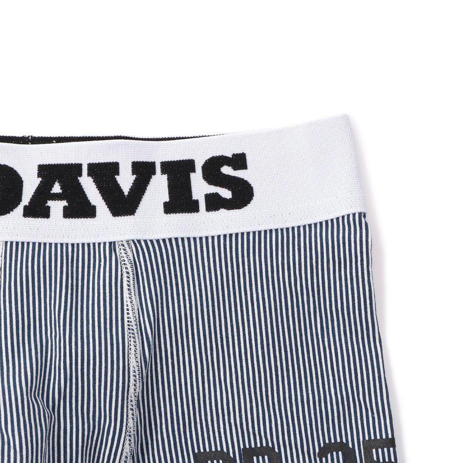 BEN DAVIS(ベンデイビス) ヒッコリー柄ボクサーブリーフカラー写真02