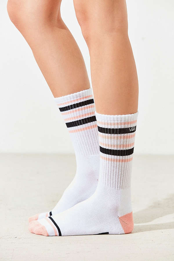 【VANS】バンズ ロゴラインソックス 靴下 3足セットカラー写真03