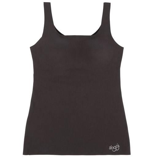 綿混タイプ(スロギーG028) カップ付き袖なしトップ2スタイル写真