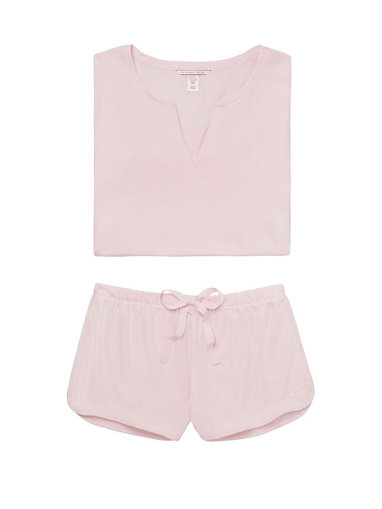 Victoria's Secret ソフトな肌触りThe Knit PJカラー写真03