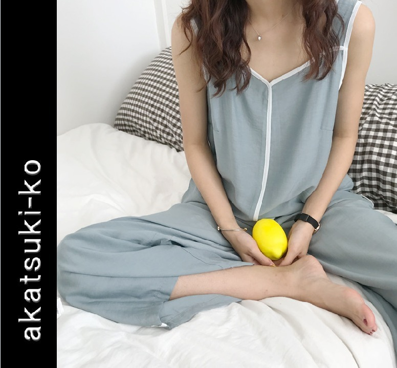 ★akatsuki-ko★シンプル&リラックス♪ルームウェアセットスタイル写真