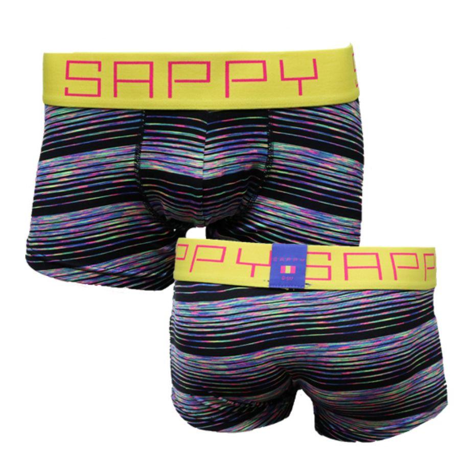SAPPY ボクサーパンツ ローライズ マルチローライズカラー写真02