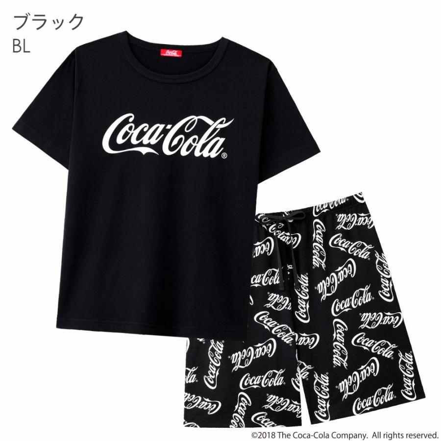 「コカ・コーラ」 上下セット(男女兼用サイズ)カラー写真03