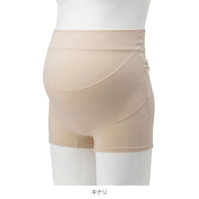 犬印本舗 オーガニックらくばきパンツ妊婦帯その他の写真01