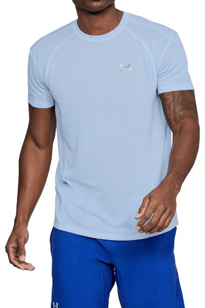 【直営限定】アンダーアーマーストリーカーメッシュ(ランニング/Tシャツ/MEN)スタイル写真