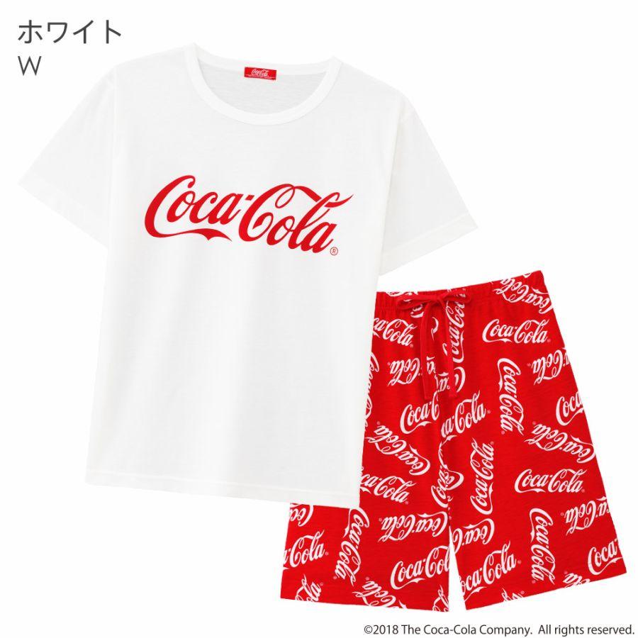 「コカ・コーラ」 上下セット(男女兼用サイズ)カラー写真02