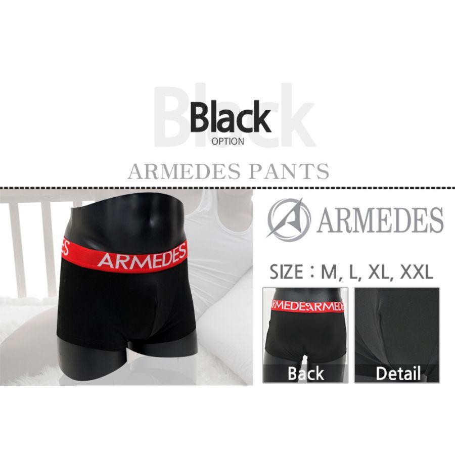 アルメデス ボクサーパンツ 3枚セットカラー写真02