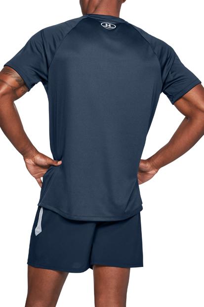 アンダーアーマー ヒートギアランTシャツ(ランニング/Tシャツ/MEN)カラー写真01