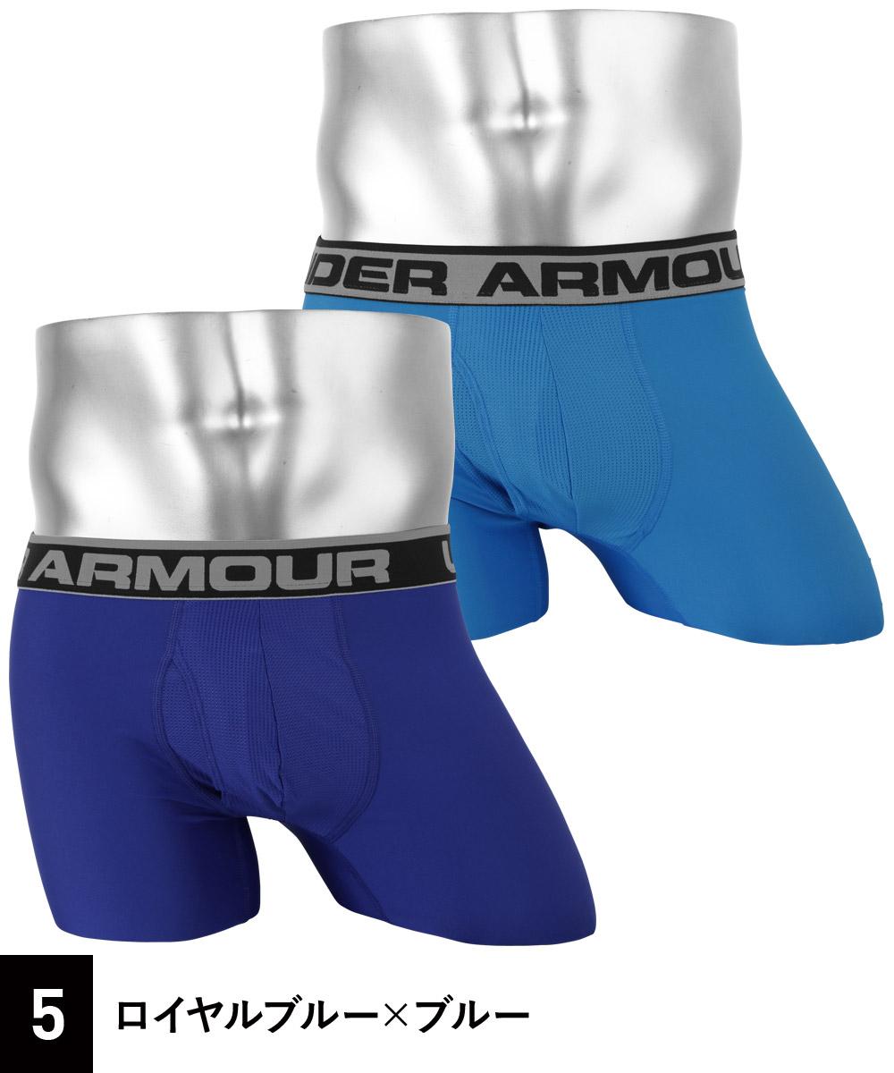 "Under Armour(アンダーアーマー)O SERIES 6 "" BOXER JOCK 2PKその他の写真01"