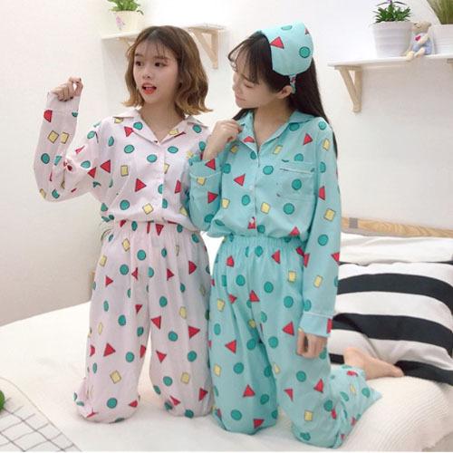 クレヨンしんちゃん☆パジャマセットカラー写真02