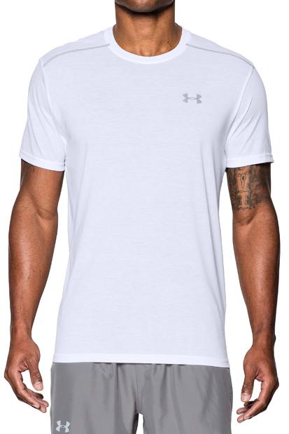 アンダーアーマー スレッドボーンストリーカーショートスリーブ(ランニング/Tシャツ/MEN)(100)スタイル写真