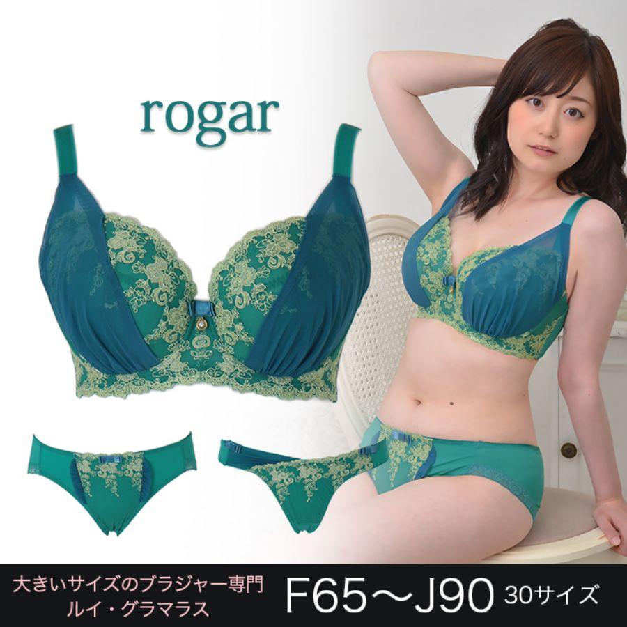 ブラジャー 大きいサイズ ロガールブラ(SP-307)スタイル写真