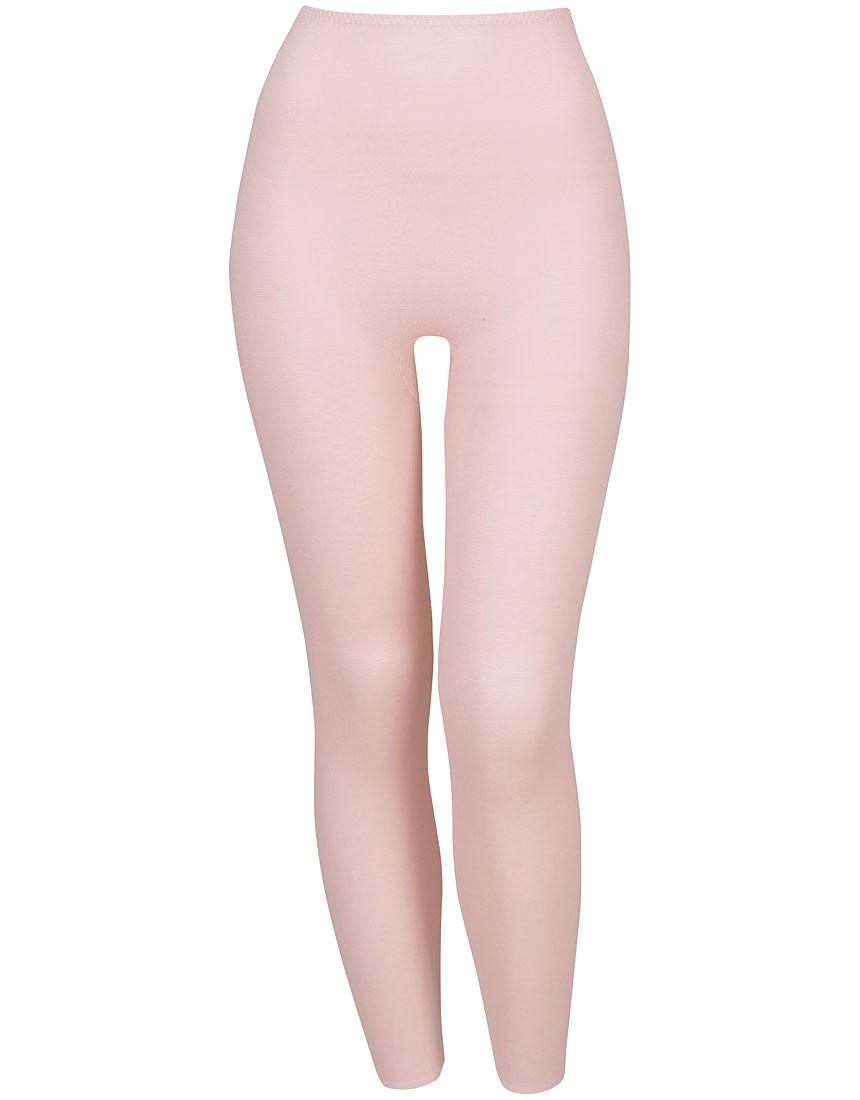 腰部分が二重構造♪【ムレネーゼ】 ボトム足首丈カラー写真01