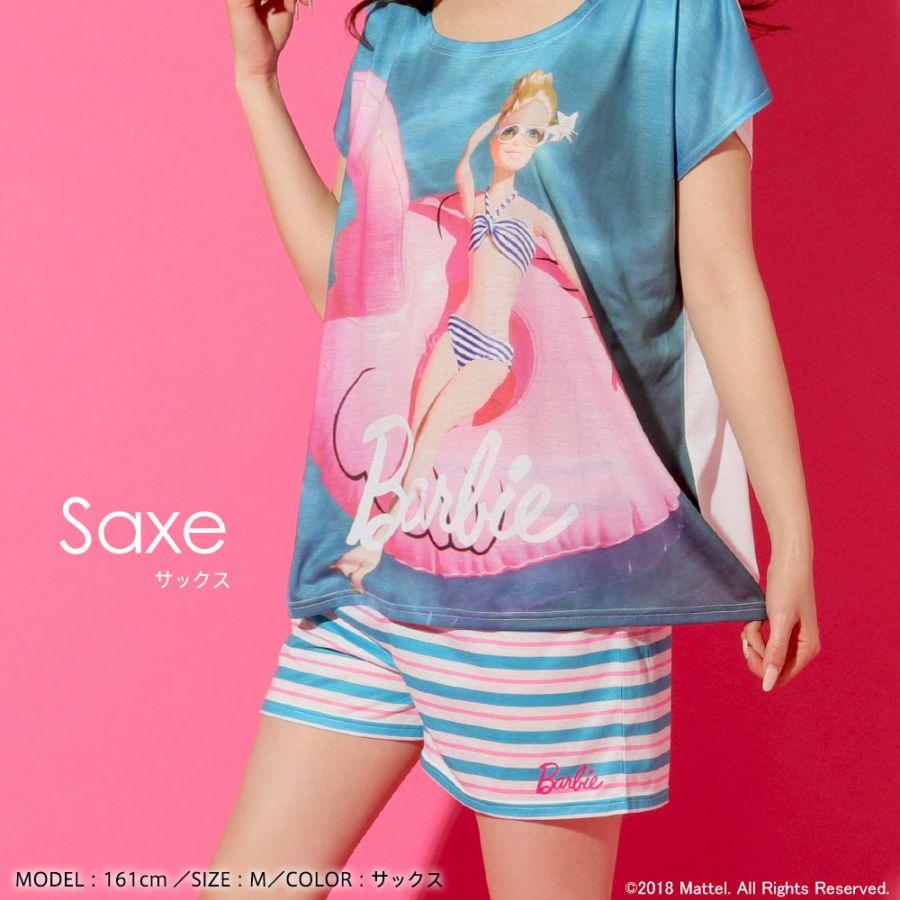 サマーバービー 上下セット(半袖トップス+ショートパンツ)カラー写真02