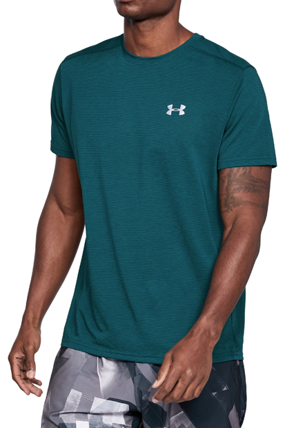 アンダーアーマー スレッドボーンストリーカーショートスリーブ(ランニング/Tシャツ/MEN)(716)スタイル写真