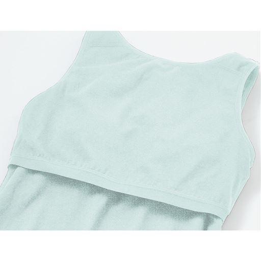 カップ付きキャミソール(立体カップで胸すっきりきれい)カラー写真03