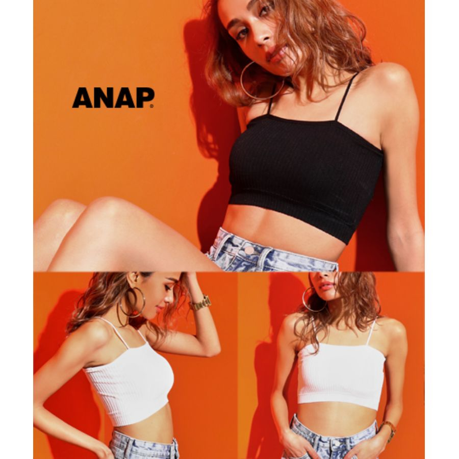 ANAPベアリブブラトップスタイル写真