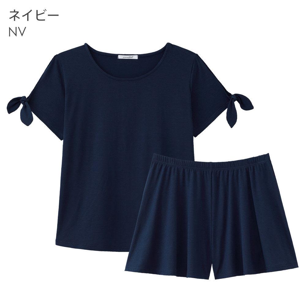 ココナッツオイル 上下セット( Tシャツ+ショートパンツ )カラー写真03