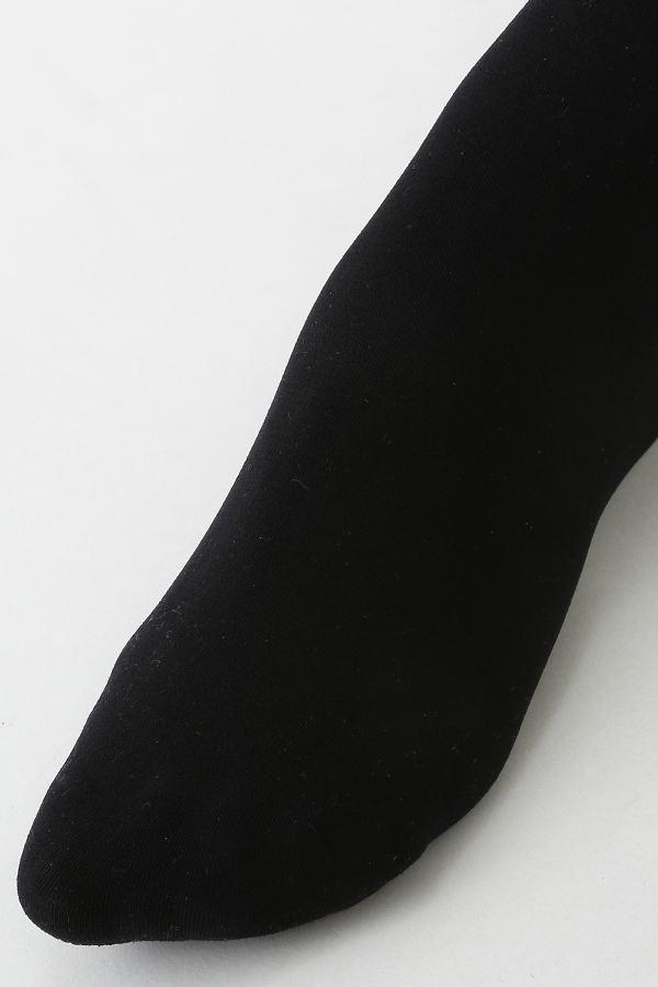 [発熱]300デニール着圧抗菌防臭加工裏起毛タイツカラー写真01