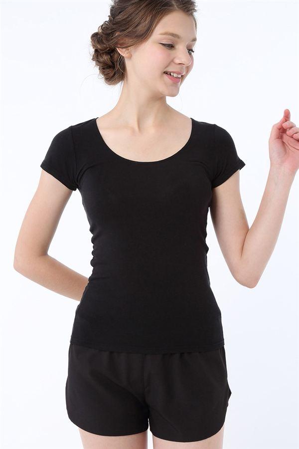 tutuHEAT半袖スタイル写真